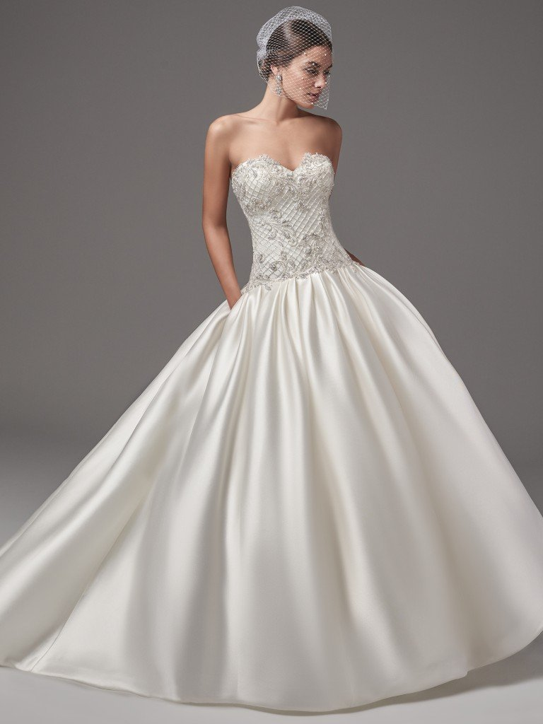Abito da Sposa Rebecca Ingram Hampton by Sottero & Midgley