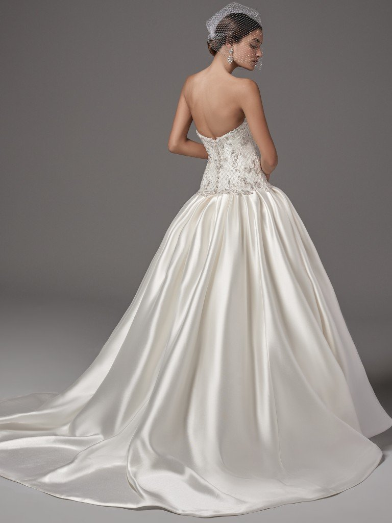 Vestito da Sposa Sottero And Midgley Hampton by Sottero & Midgley
