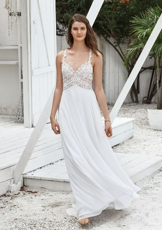 Abito da Sposa Lillian West Abito da sposa a trapezio con corsetto in pizzo by Lillian West