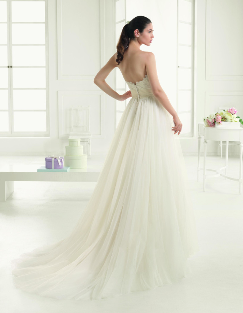 Vestito da Sposa Eva by Two by Rosa Clarà
