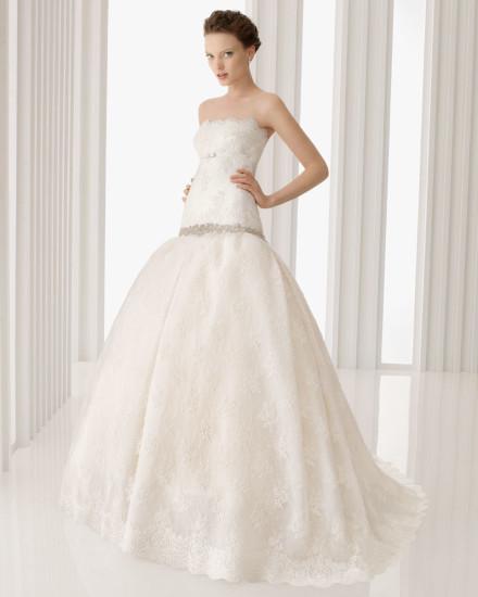 Vestito da Sposa Arcadia by Rosa Clarà