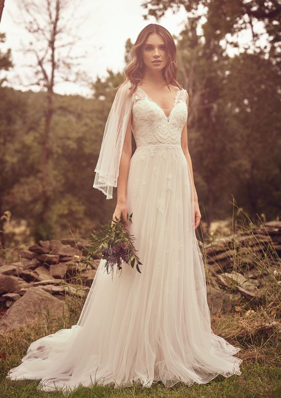 Abito da Sposa 66065 by Lillian West