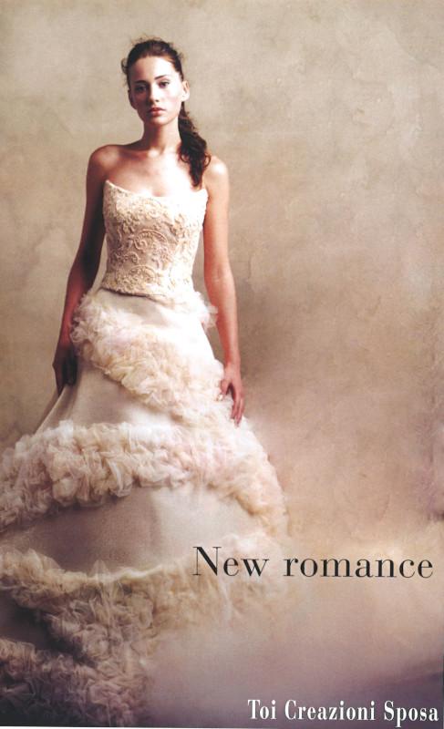 Vestito da Sposa Abito da Sposa by Toi Couture