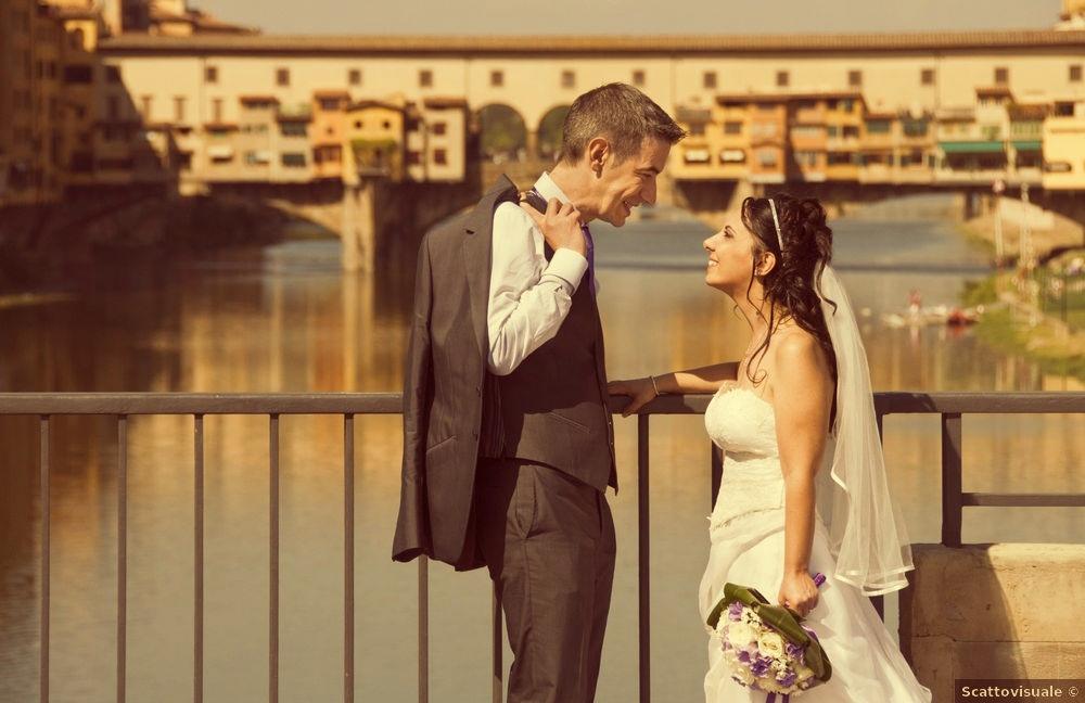 Sposarsi a Ottobre a Firenze